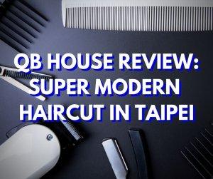 haircut in taipei review