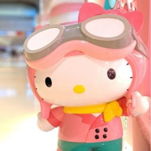 hello kitty pilot